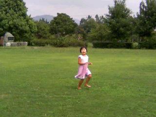 芝生の公園②