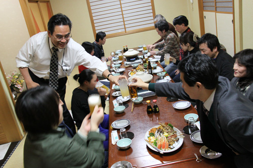 経営革新 IT活用セミナー いそべ食堂