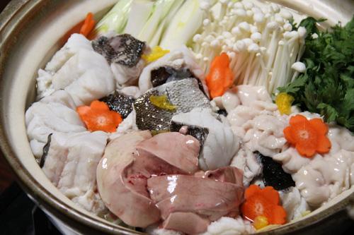 日本海 寝屋漁港 真鱈