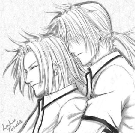 抱きしめたくて…