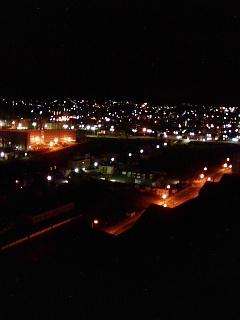 ヒルトン夜景