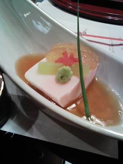 全日空ごま豆腐