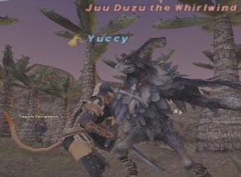 Juu Duzu the Whirlwind