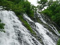 オシンコシンの滝2