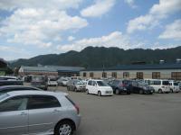 飛騨古川町無料駐車場