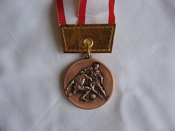 コウ銅メダル