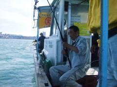 メジロ釣り-3