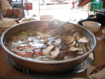 きのこ鍋2