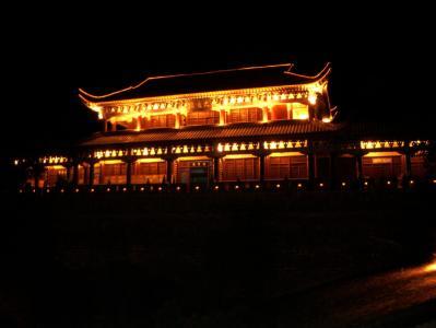 夜の大通門2