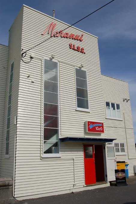 Maranui Cafe front