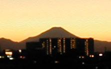 富士山2005/12/19
