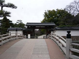 和歌山城橋