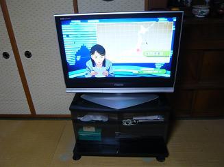 37プラズマテレビ