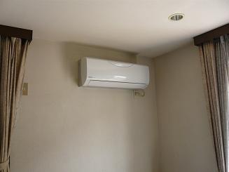 新エアコン