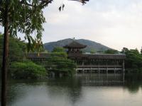平安神宮橋池