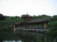平安神宮裏庭橋