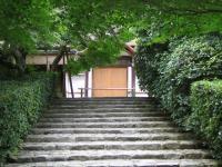 竜安寺階段