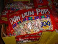 大量キャンディ