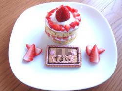 ツユ専用ケーキ