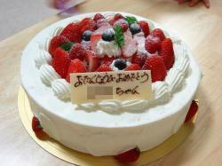 大人用ケーキ