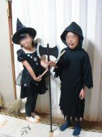 魔女&死神!