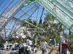 botanical garden inside