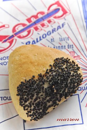 天津甘栗のパン