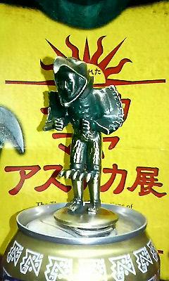 鷲の戦士像