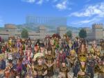 アテネ広場で大集合