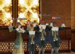 世界周航記念の喜びの舞