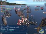大海戦の如く。