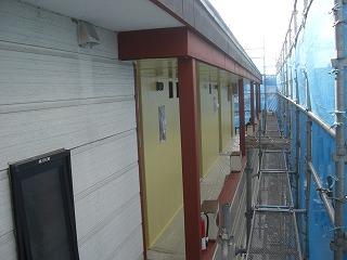 ルナ・モデュール外部塗装、錆止め、エアコン、アイホン 007