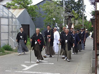 大山犬祭り 001