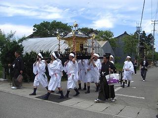 大山犬祭り 002