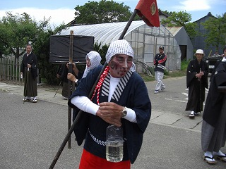 大山犬祭り 004
