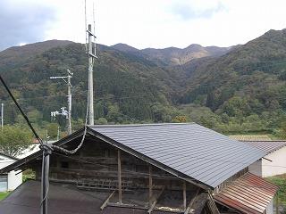 鈴木様納屋屋根葺き替え工事完了 004