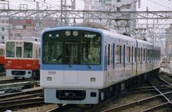 阪神の誇る高加速電車