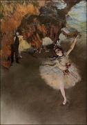 エトワール、または舞台の踊り子