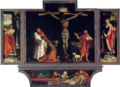 グリューネヴァルト イーゼンハイムの祭壇画