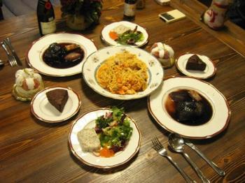 Special Dinner♥
