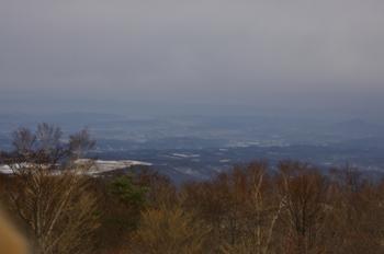 那須高原の風景