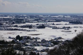雪景色と海~☆☆