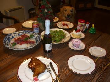本日のディナー!