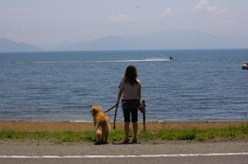 湖~~☆☆