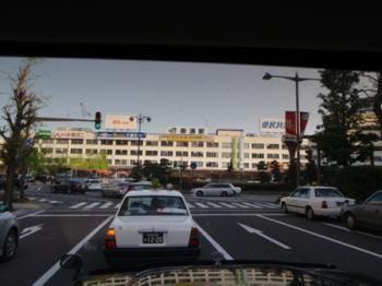 新潟駅をスルー♪