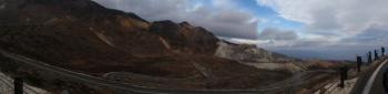 パノラマ風景