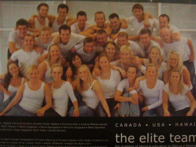 The Elite Team 2008