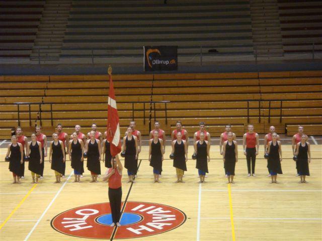 Denmark elete team 1