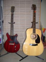 nano家のギター達