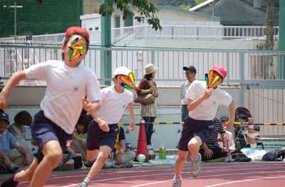 6年生100m走